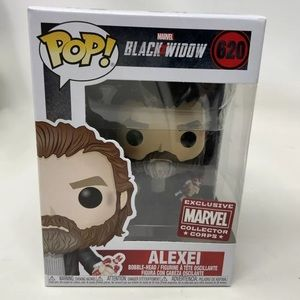 FUNKO POP - MARVEL- ALEXEI #620 (new)